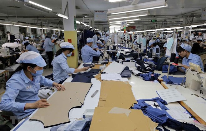 Exports of garment-textile, leather shoes surge 10.5 percent