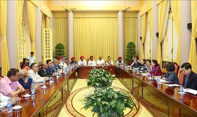 Vietnam, India foster people-to-people exchange