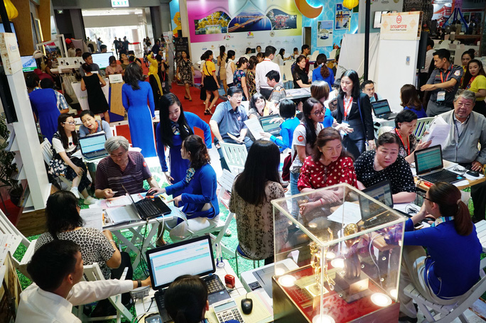 260 foreign travel businesses seek partners at ITE HCM 2019