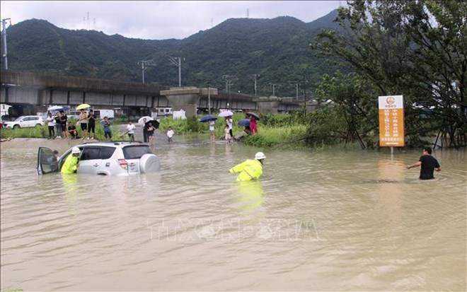 Condolences to China over huge losses caused by Typhoon Lekima