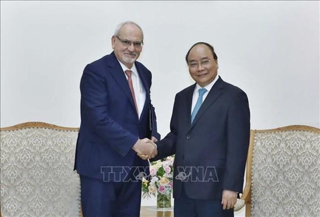 Relations between Vietnam and IFC develop well