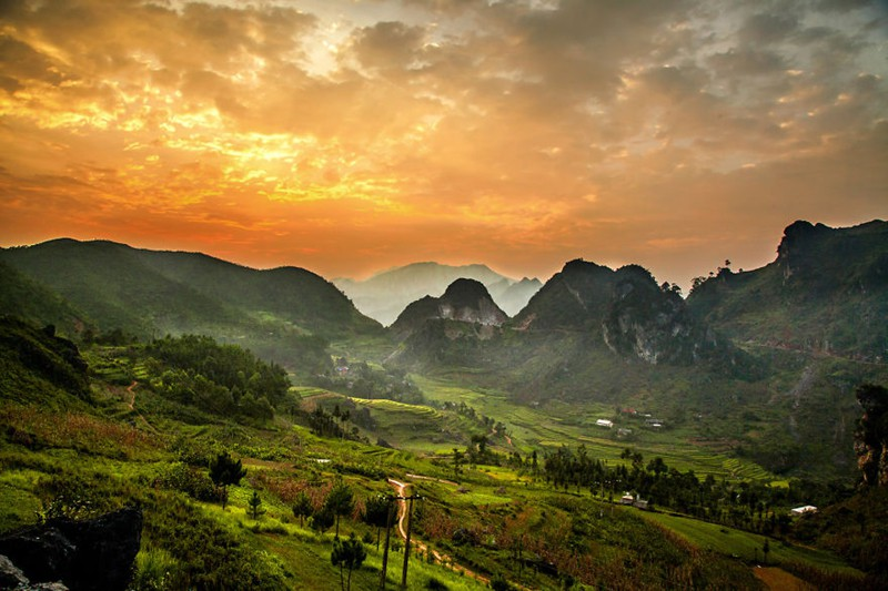 Splendid Vietnam through the lens of foreign photographers