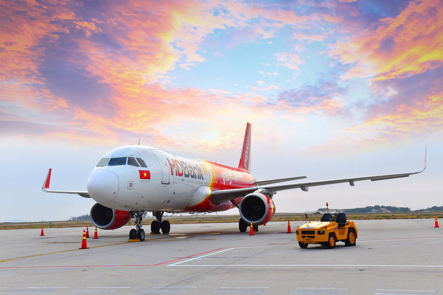 Vietjet opens direct flight routes to India