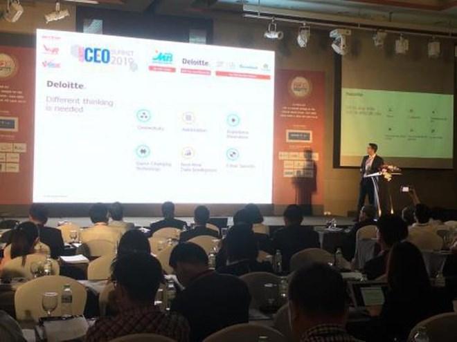 Vietnam CEO Summit 2019 held in Hanoi