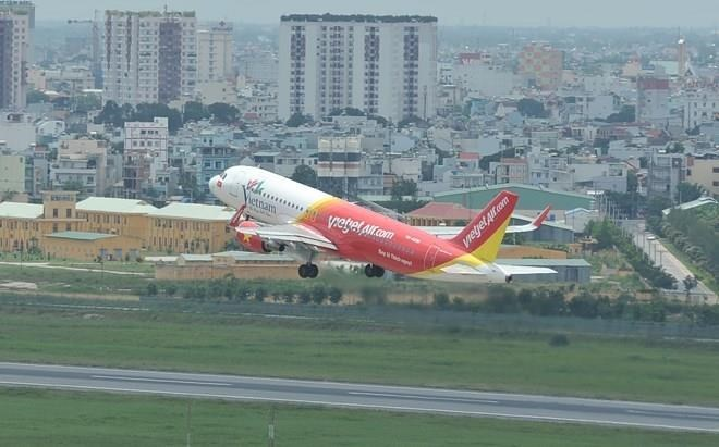 Vietjet named in Forbes' top 50 listed Vietnamese companies