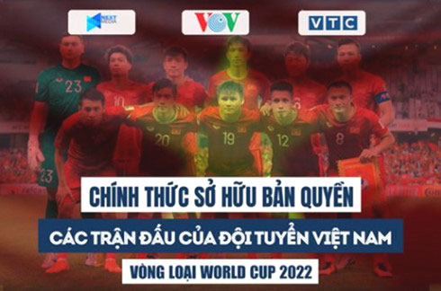 VOV to broadcast national team's home World Cup qualifiers
