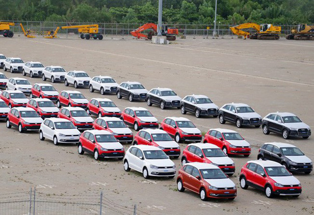 Nearly 8,700 CBU cars imported in 7 months