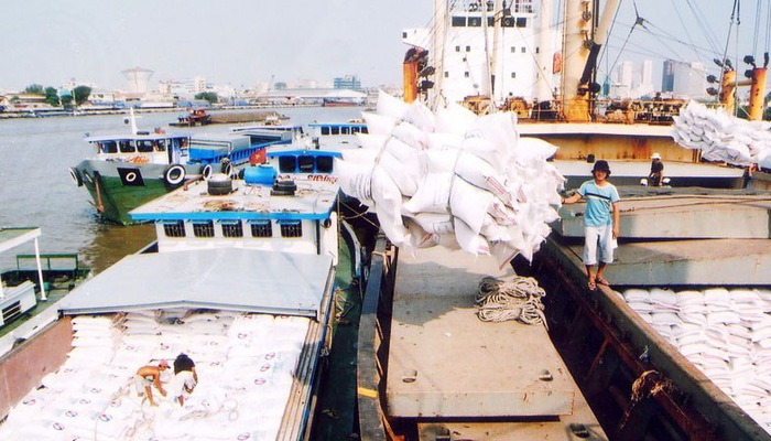 Vietnam ships over 4 million tons of rice abroad