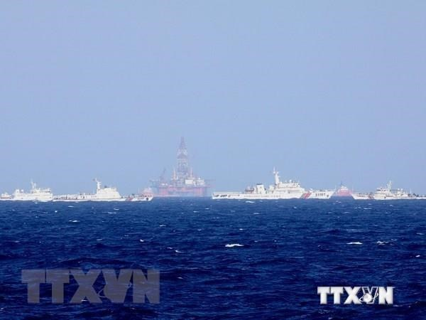 International community condemns China's illegal activities in East Sea