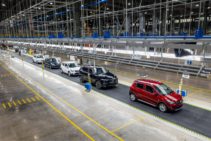 VinFast deploys Siemens' full portfolio to deliver cars ahead of schedule