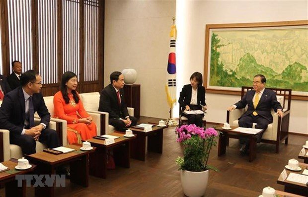 Front leader: Vietnam takes RoK as an important partner