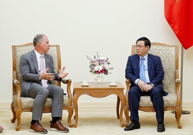 Vietnam welcomes US Gen X Energy's projects: Deputy PM