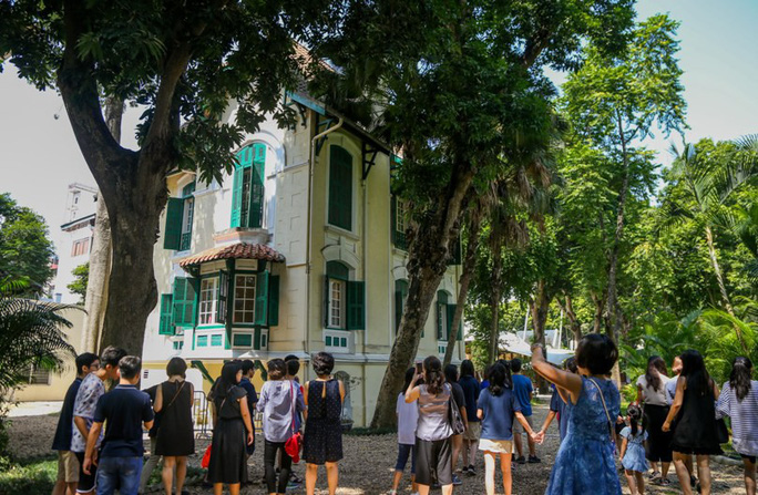 Embassy of France in Vietnam to open to public on September 14th