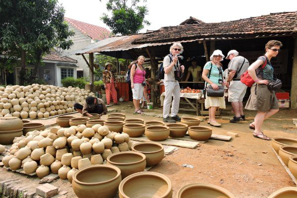 Thanh Ha pottery recognized as national intangible cultural heritage