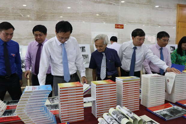"""Exhibition """"Quang Ninh: 50-year implementation of President Ho Chi Minh's testament"""""""