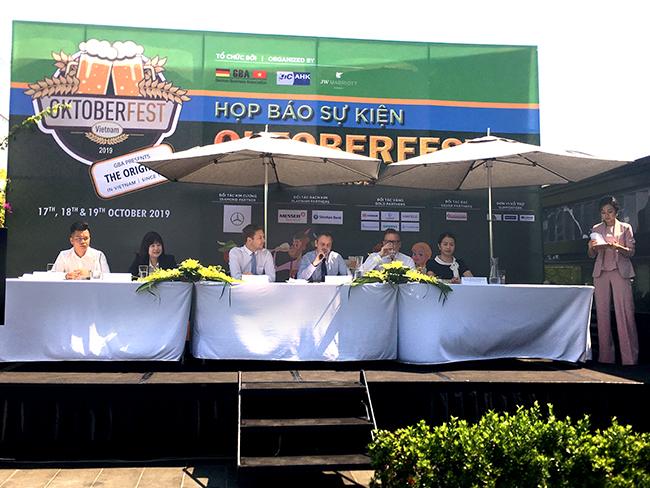 German cuisine and culture week in Vietnam