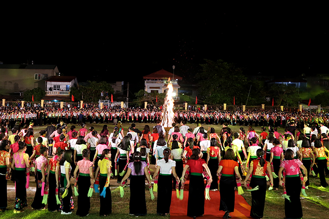 Central Highlands culture introduced at Vietnam National Village for Ethnic Culture and Tourism