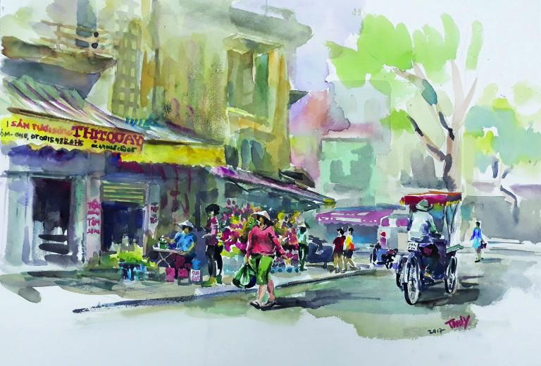 Preserving the beauty of Hanoi