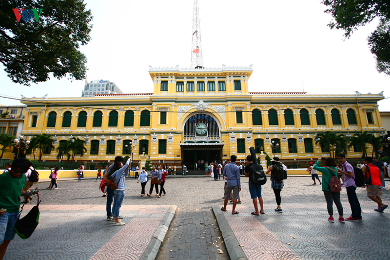 Ho Chi Minh City Post Office: A destination not to miss