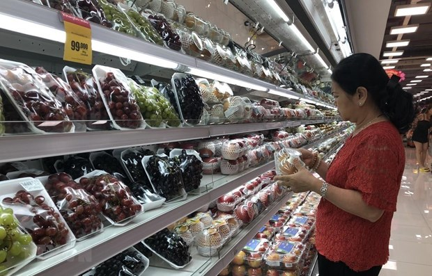 Consumer price index expands 0.32 percent in September