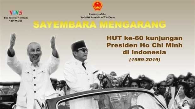 Contest on President Ho Chi Minh launched in Indonesia