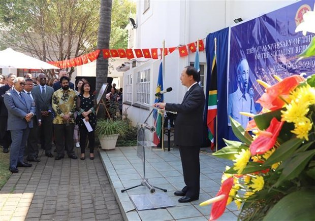 Vietnam's National Day marked in South Africa