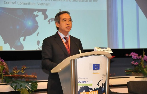 Vietnam supports EU's efforts to promote Europe-Asia connectivity