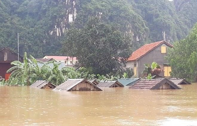 PM approves rice aid for flood-hit residents