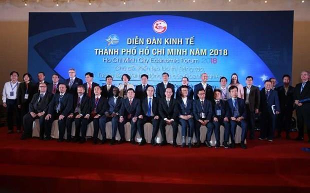 Korean news coordinates with HCMC to organize economic forum
