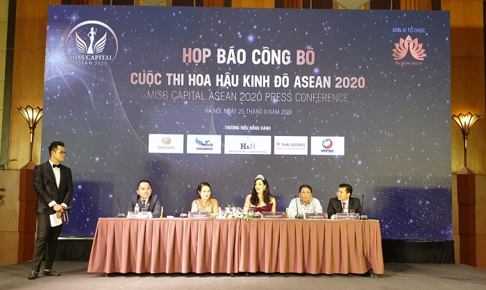 Miss Capital ASEAN 2020 to be held in Vietnam