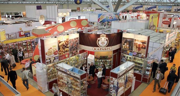 Vietnam attends world food fair 2019 in Moscow
