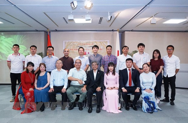 Overseas Vietnamese Association in Japan's Fukuoka established