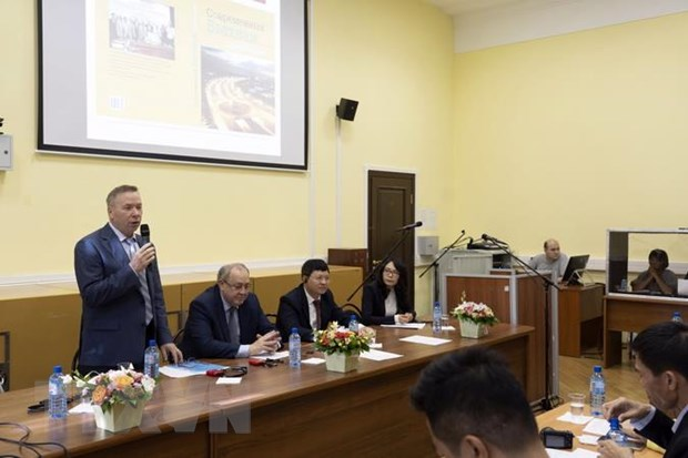 International scientific conference on Ho Chi Minh's cause and thought in Russia