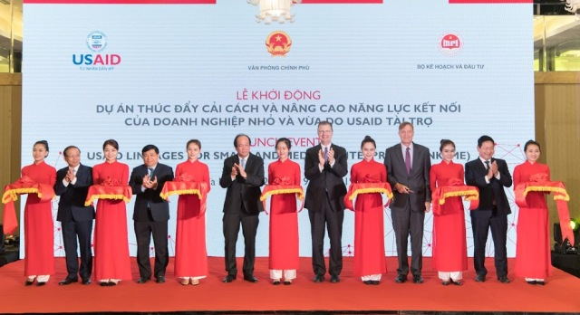 USD22.1-million project kicked off to support enterprises