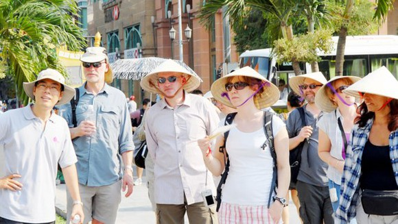 HCMC welcomes over 6.2 million foreigners from start of year