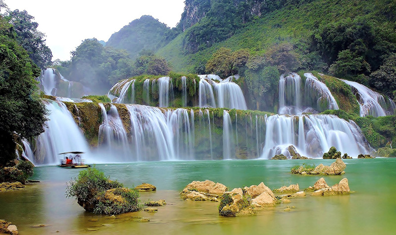 Ban Gioc Waterfall Festival 2019 to be held in early October