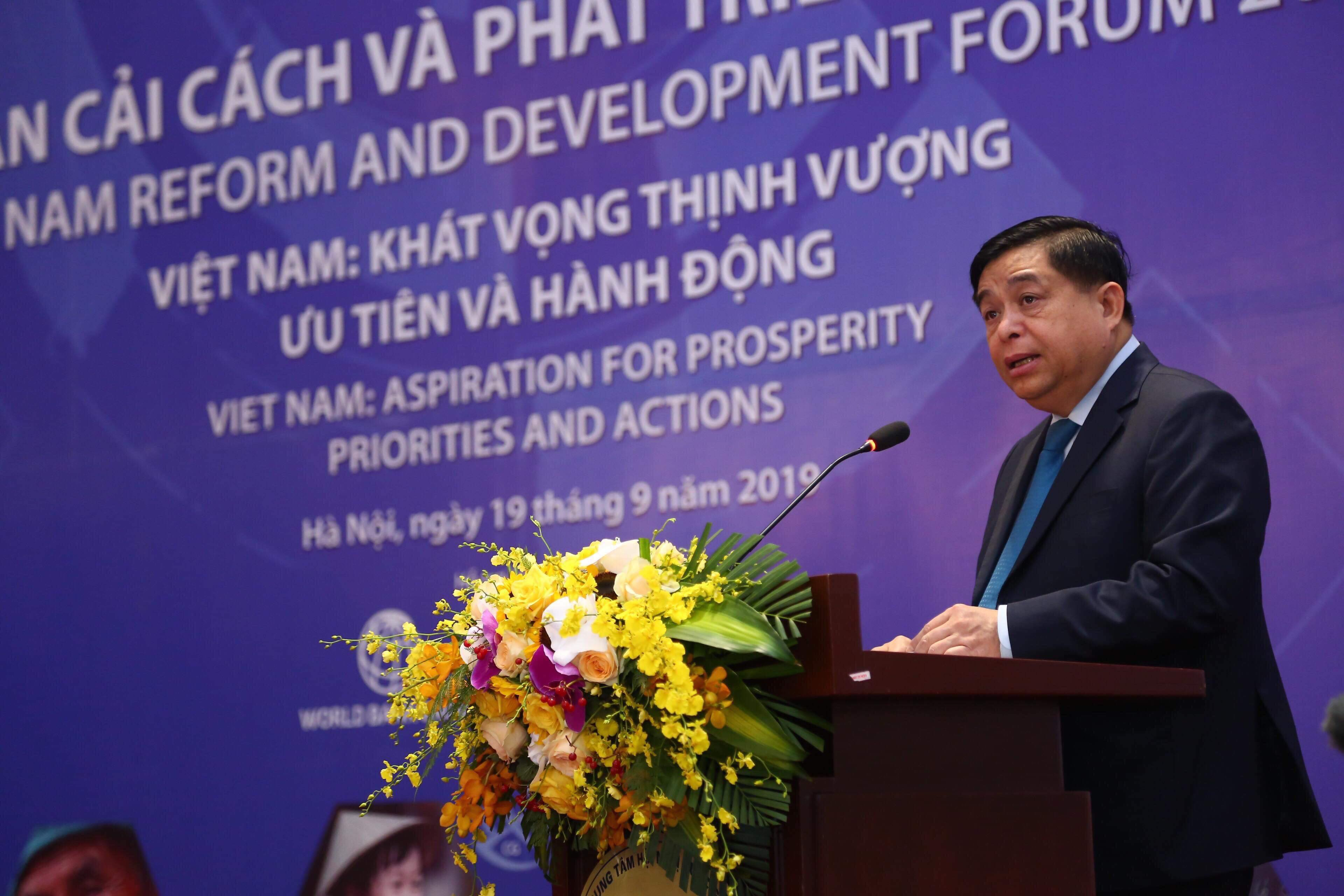 Innovations, thinking renewal needed for Vietnam's prosperity aspiration