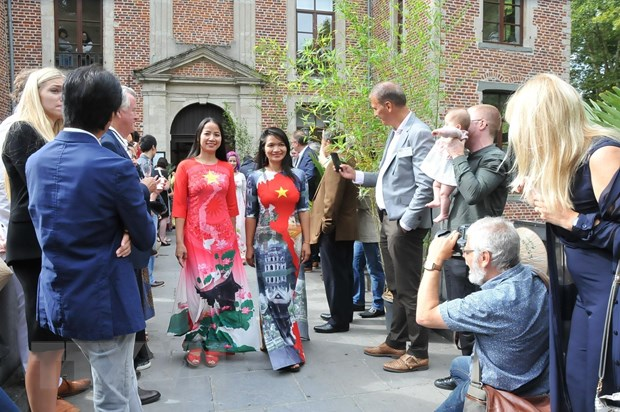 Vietnam Day first held in Belgium