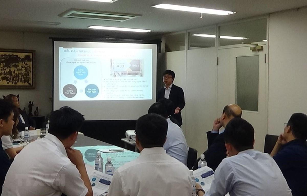 "First ever forum ""Make in Vietnam"" in Japan"
