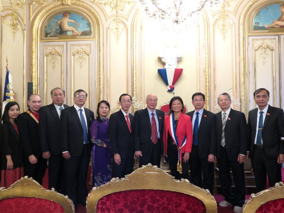 French community highly appreciates Ho Chi Minh city's dynamic business environment