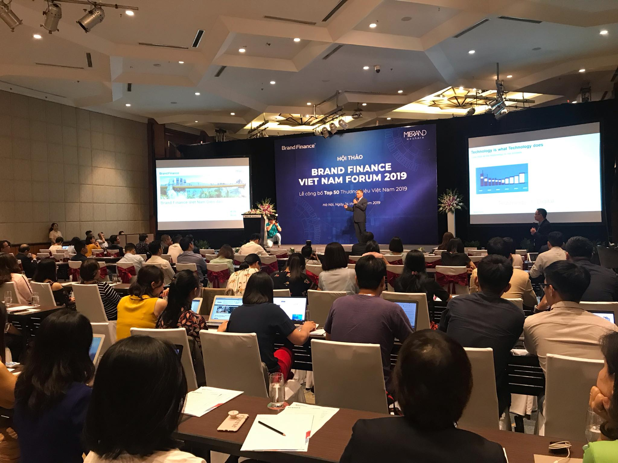 Top 50 brands in Vietnam valued at over USD7.2 billion
