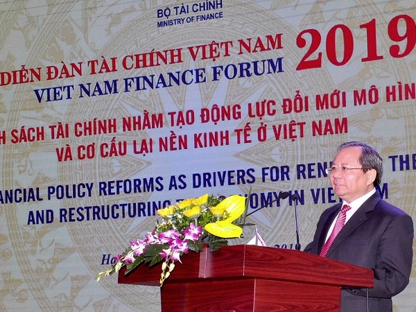 Vietnam Finance Forum 2019 focuses on policy reforms