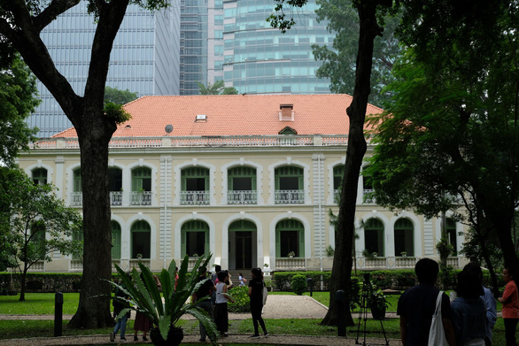 French mansion in HCMC opens to visitors