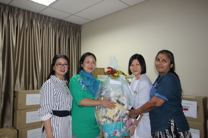 ASEAN Ladies' Circle in Malaysia boosts charity work