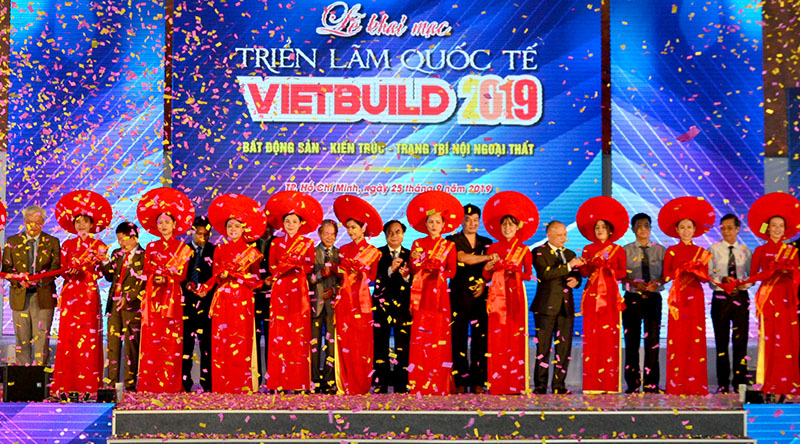 2,500 booths displayed at Vietbuild in HCMC