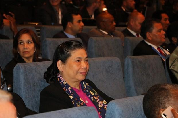 Vietnam attends 141st IPU Assembly in Serbia