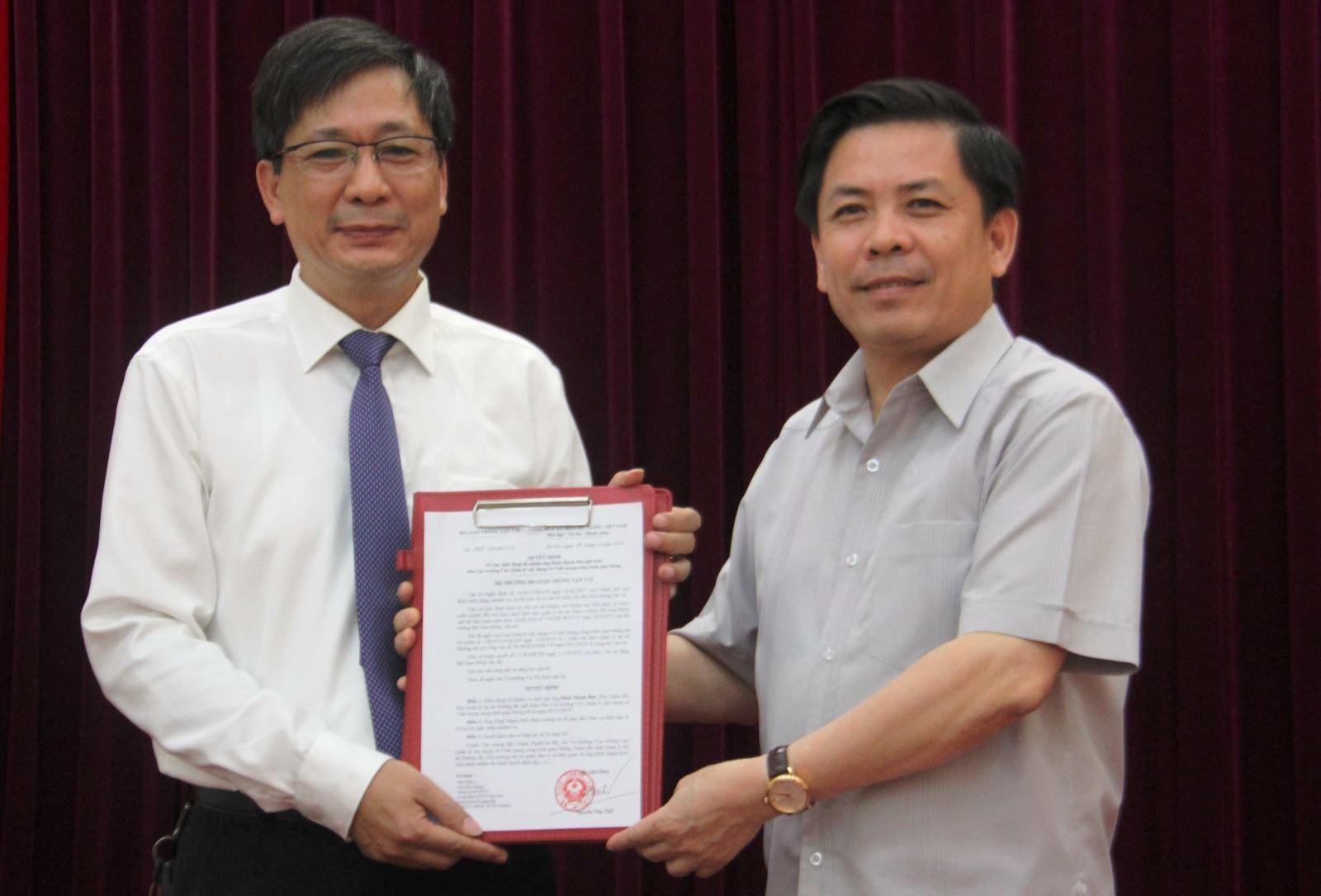 Ministry of Transport appoints new Deputy Head