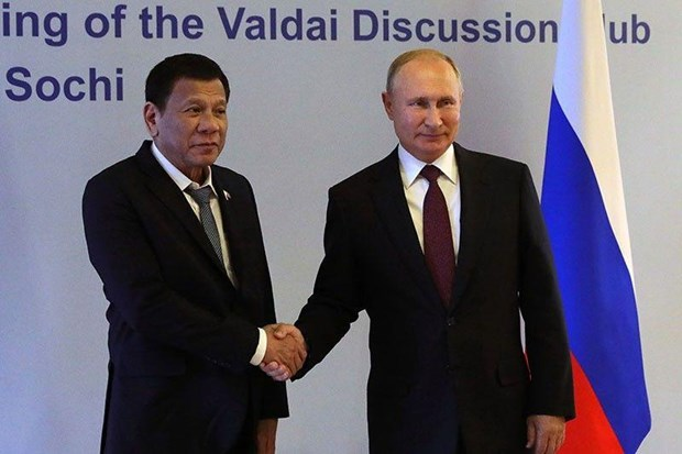 Philippines, Russia to expand bilateral cooperation