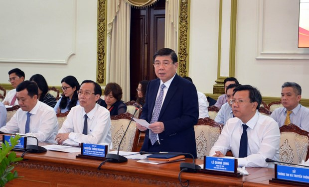 New Vietnamese ambassadors hoped to help with HCM City's development