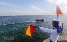 Int'l maritime law expert condemns China's unilateral acts in East Sea